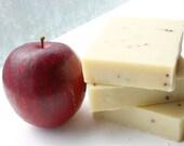 Tart  Apple  Soap Organic Cold Process Vegan Soap