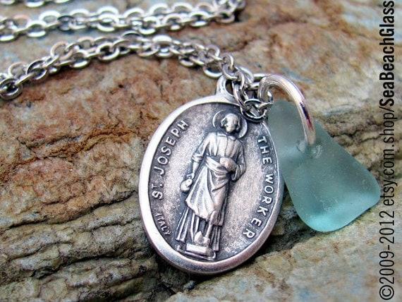 Saint Joseph jewelry