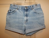High Waisted shorts - for Isabel