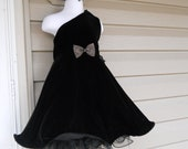 One Shoulder  OOC Petticoat Dresssize 5T/6 - PatrioticPrincess2