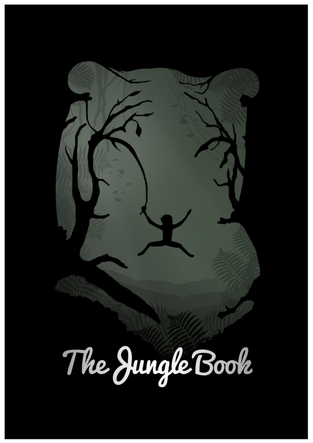 Disney S The Jungle Book Poster By Rowansm On Etsy