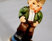 Goebel Hummel - Let's Play - 2151-B- Vintage- Collectible