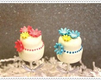 Wedding Cake Cake Pops