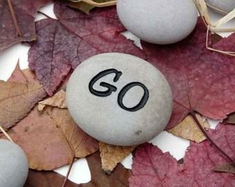 Go Engraved Stone