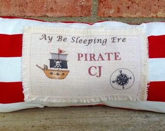 Pirate Pillow