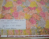 "010-DeStash, 1.5 yard ""London Florals"" Cotton Fabric by Windham Fabrics"