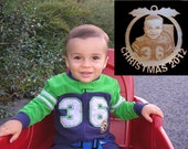 Custom Ornament Made from Your Photo