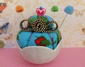 Shabby Chic Pincushion
