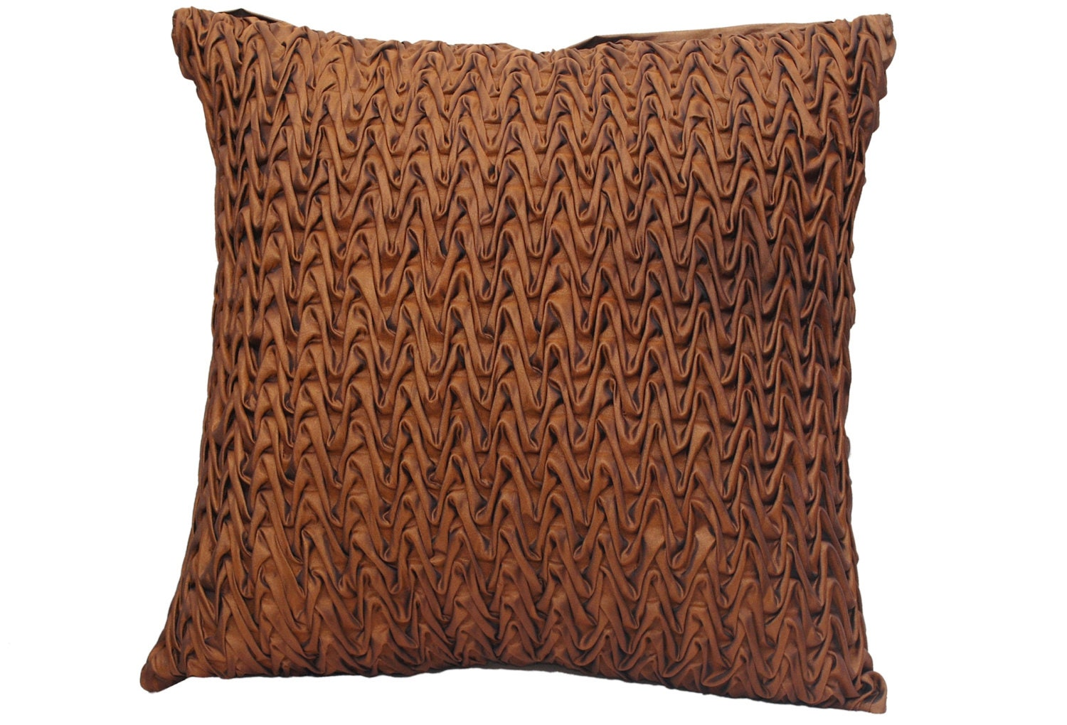 18x18 Pillows Brown Throw Pillow Brown Pillow Brown