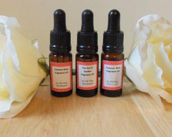 Home Fragrance Oil 10ml Bottle