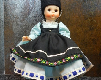 Vintage Madame Alexander Romania International Doll