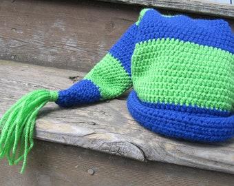 newborn/baby pixi hat