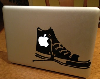 Mac Chuck Taylor Vinyl Decal