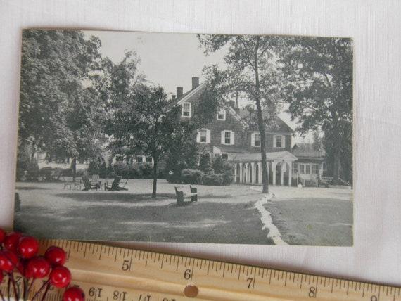 Olney Inn Advertisement Postcard  - Olney, Maryland