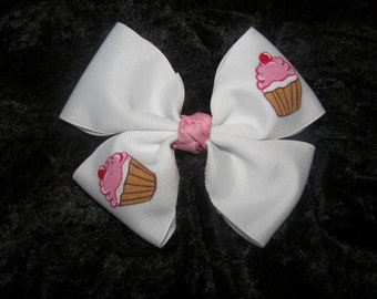Boutique Cupcake Hairbow