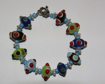 Funky and Fun Little Bracelet