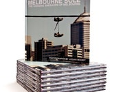 ON SALE!!!! Melbourne Sole. Urban Sneaker Photography Coffee Table Book. Limited Edition.
