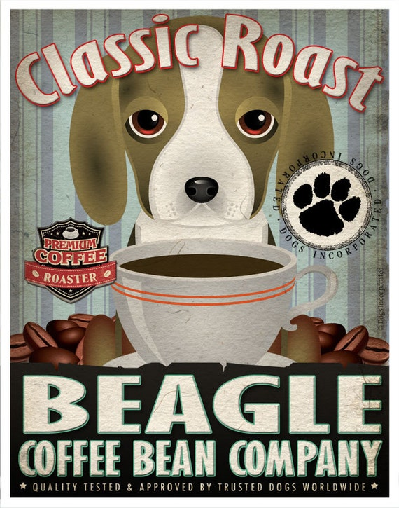 Beagle Coffee Bean Com...