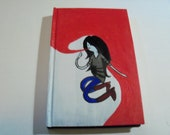 Adventure Time Marceline Handpainted Sketchbook / Journal