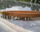 Customized Mini Pirouge(cajun canoe) Spice Holders