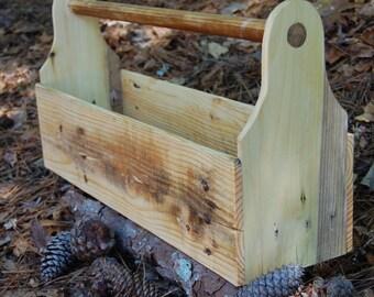 Decorative Tool Box/ Bath Caddy/ Planter/ Organization/ Storage
