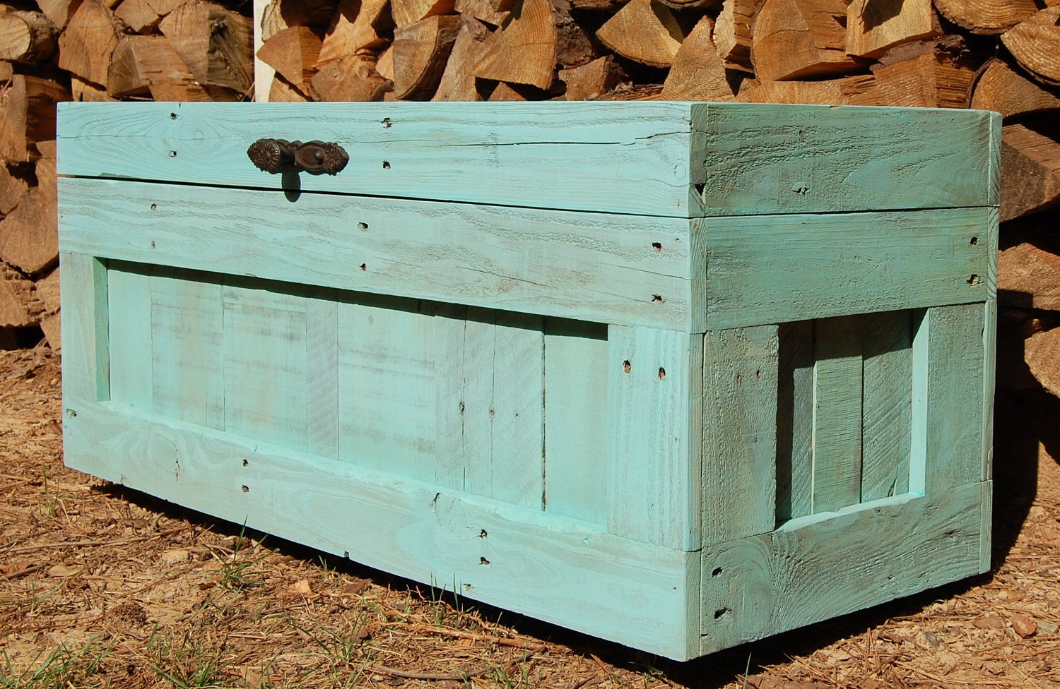 Reclaimed Wood Trunk WB Designs . - Reclaimed Wood Chest WB Designs