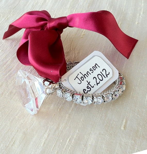 Items Similar To Engagement Ring Ornament