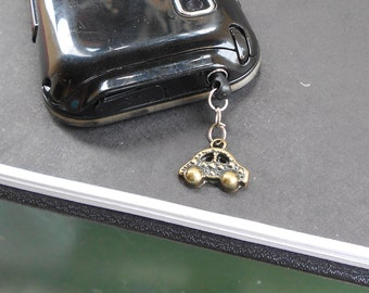 Ear cap tiny car - Anti-Dust Plug Ear Cap 3.5mm for iPhone iPod.