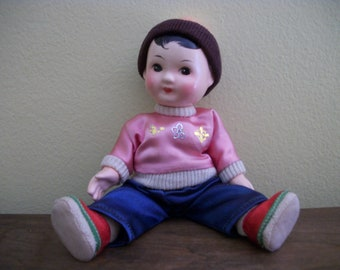 Adorable Vintage Doll - Small Child