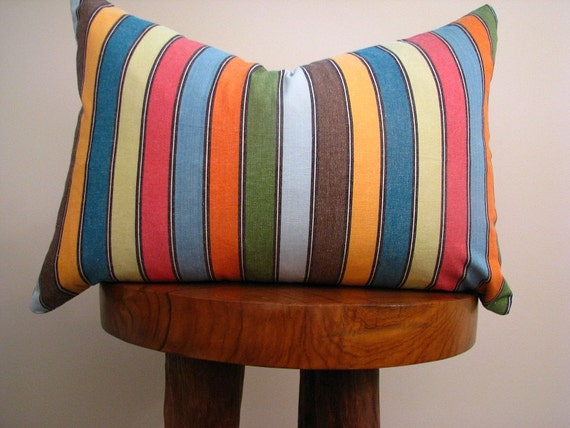 You're The Only Love - Double Sided Pillow Cover - Stripe