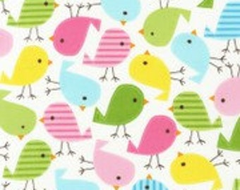 SALE! 1/4m Urban Zoologie Birds Spring - Ann Kelle