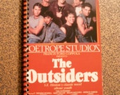Recycled VHS Journal - The Outsiders