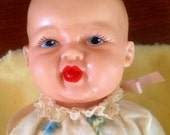 SALE-1950's IDEAL Cry Baby Doll