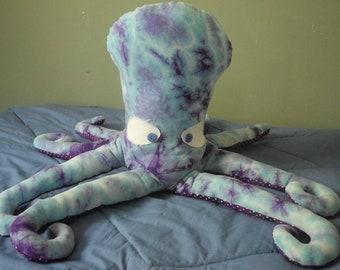 ON SALE! Shoshannah the Tie Dye Octopus