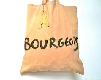 Bourgeois TOTE Bag / Eve Damon
