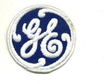 GE vintage patch
