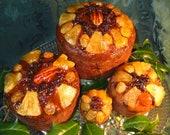 Pineapple Raisin Rum Cake - small