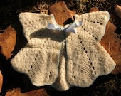 Vintage Newborn Sweater
