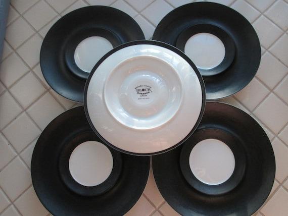 España Noche Block Bidasoa Plates Set of 6