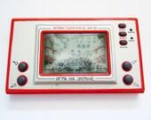 Russian electronic game ELEKTRONIKA- Mickey Mouse, Egg Catcher