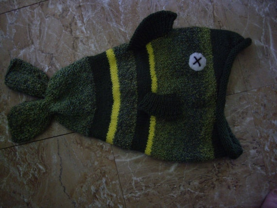 Dead Fish Hat