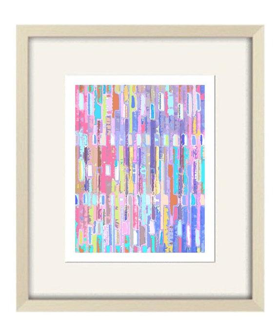 abstract art print, bathroom art, modern house art,modern wall décor, modern wall art, abstract print, colorful art print, contemporary art