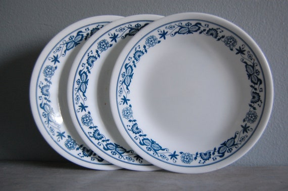 Corelle by Corning - Old Town Blue Pattern - Dinner Plate