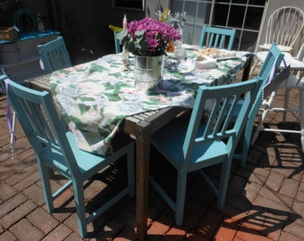 Popular items for kitchen chair on etsy for Kitchen set los angeles