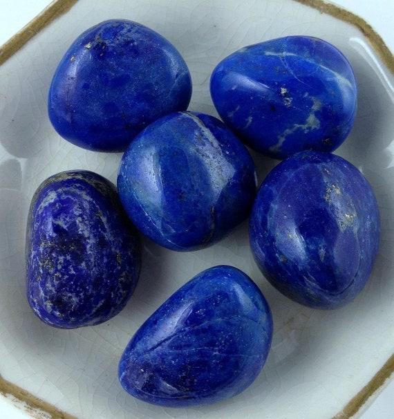 Lapis Lazuli - Tumbled Lapis Lazuli - 73.8KB