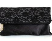 women clutch, black purse, wristlet, wallet