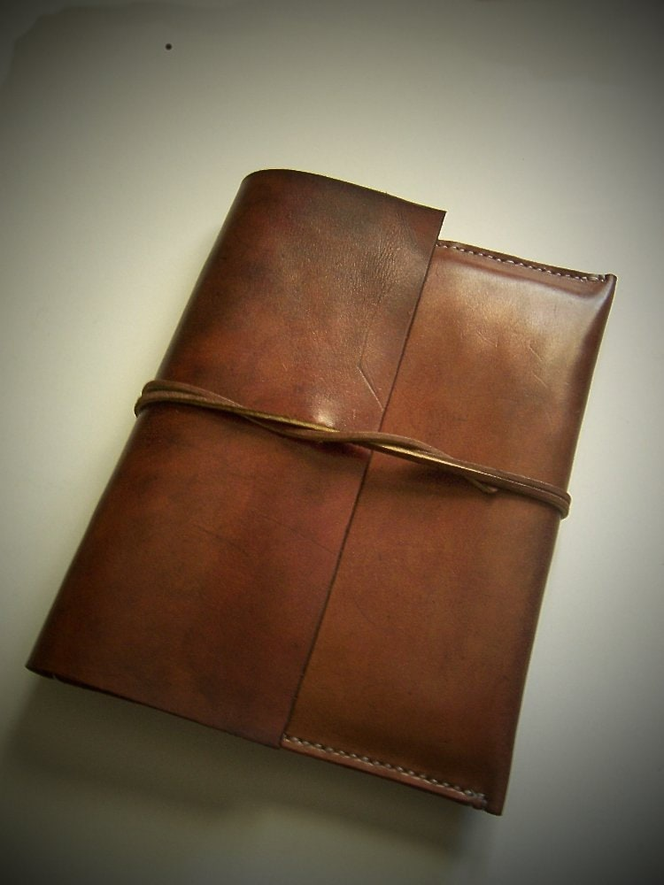 Leather Document Bag Leather Document Case Folio