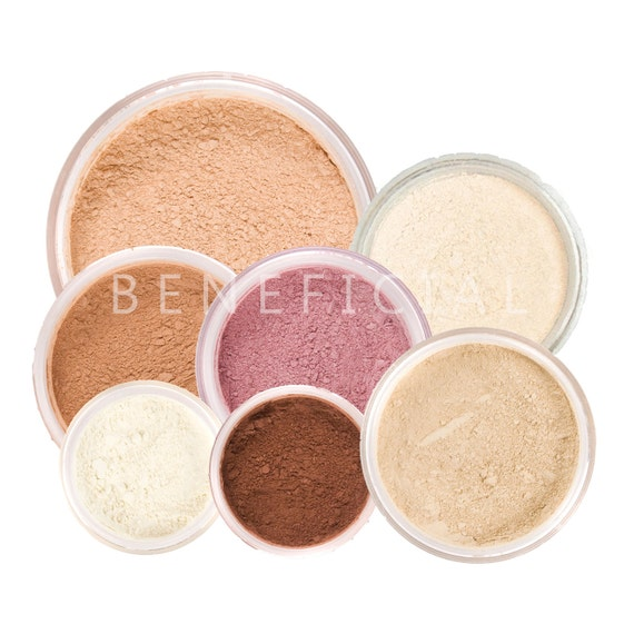 50% off Christmas in July | FRESH START 9pc Mineral Makeup Kit - Full Size - CUSTOMIZE free