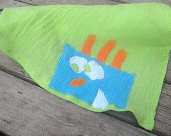 Monster Mash Swaddle Blanket - Boy