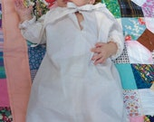 Baby Boy's 18th Century Long Shirt - Size 3 months to 1 year
